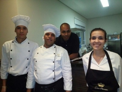 Buffets de Massa a Domicílio Salesópolis - Buffet de Massa Italiana