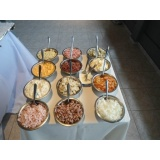 buffet a domicílio de massa preço Guarulhos