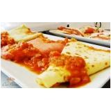 buffet de massa a domicilio para festa Itatiba
