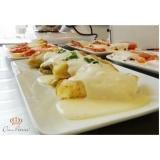 buffet de massas para aniversário Arujá