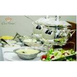 serviço de buffet de massas para aniversário Marília